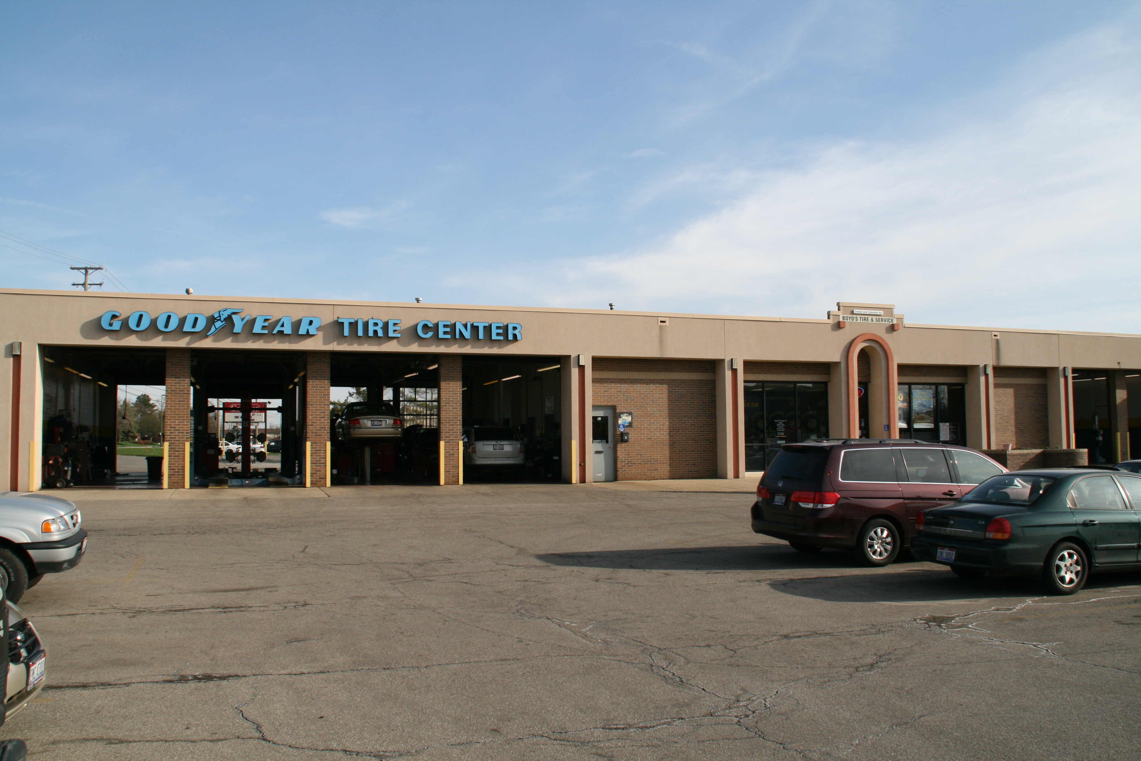 locations for boyd s tire service
